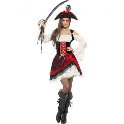 Costume da PIRATA GLAMOUR