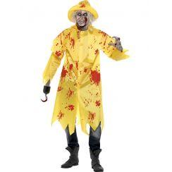 Costume GUARDIANO DEL FARO ZOMBIE