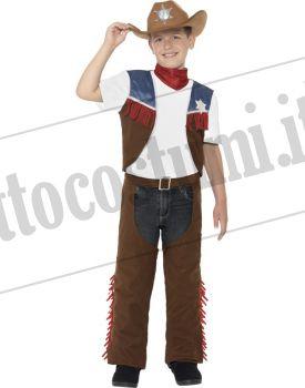 Costume da COWBOY TEXANO bambino