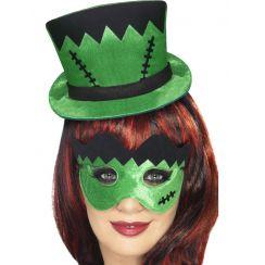 Cappello e maschera Frankie