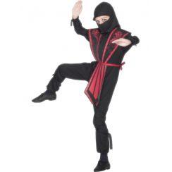 Costume SHADOW NINJA ROSSO