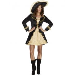 Costume PIRATESSA ORO