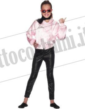 Giubbotto Pink Lady bambina
