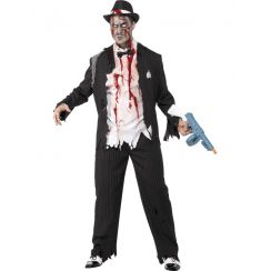 Costume ZOMBIE GANGSTER