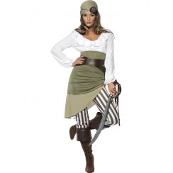 Costume SWEETIE PIRATESSA