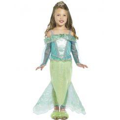 Costume PRINCIPESSA SIRENA bambina