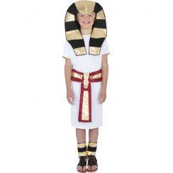 Costume FARAONE EGIZIANO bambino