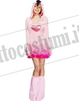 Costume FENICOTTERO GLAMOUR donna