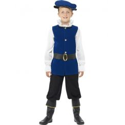 Costume TUDOR BOY