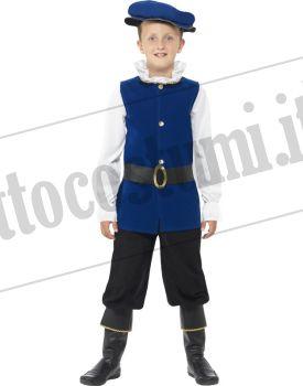 Costume TUDOR BOY