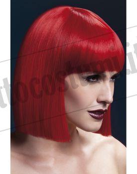 Parrucca LOLA caschetto rosso