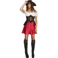 Costume donna PIRATA TEMERARIA