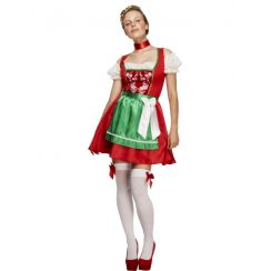 Costume FEVER CHRISTMAS DIRNDL