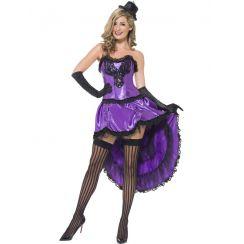 Costume VINTAGE BURLESQUE VIOLA