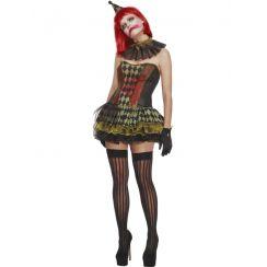 Costume CLOWN ZOMBIE