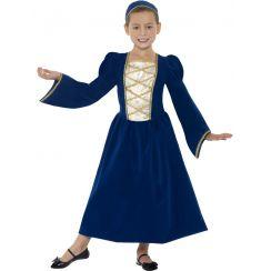 Costume PRINCIPESSA TUDOR bambina