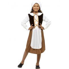 Costume ragazza della locanda bambina