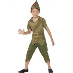 Costume SCALTRO PETER PAN
