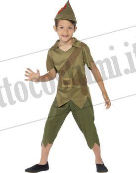 Costume SCALTRO PETER PAN