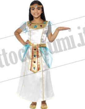 Costume CLEOPATRA DELUXE bambina