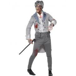Costume ZOMBIE GENTLEMAN