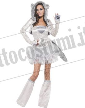 Costume LUPO GLAMOUR