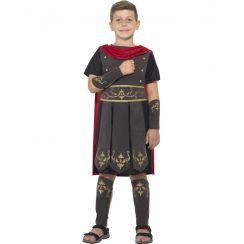 Costume ANTICO SOLDATO ROMANO bambino