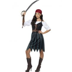 Costume PIRATESSA MARINAIA
