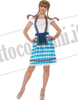 5716d4e9fb6d Costume CAMERIERA BAVARESE