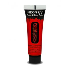 UV FACE e BODY PAINT rosso