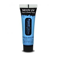 UV FACE e BODY PAINT blu