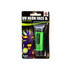 UV FACE e BODY PAINT verde Blister Pack