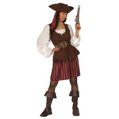 Costume da PIRATESSA completo