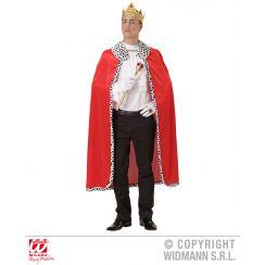 Mantello e corona da RE