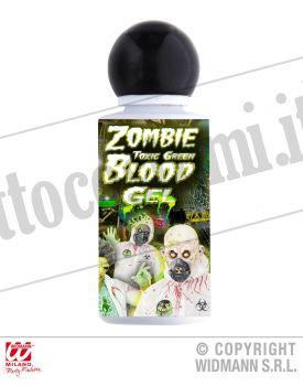 Sangue GEL ZOMBIE VERDE TOSSICO 28 ml