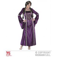 Costume PRINCIPESSA MEDIEVALE gotica