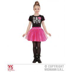 Costume SCHELETRO BALLERINA bambina
