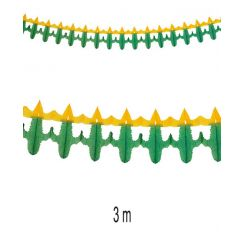 Festone cactus 3 mt