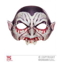 Maschera VAMPIRO mezzo volto