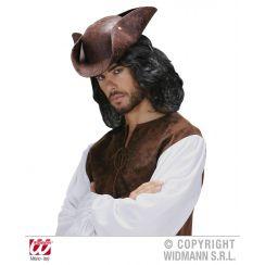 Tricorno pirata