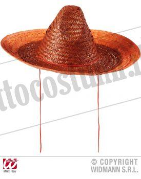 Sombrero messicano arancione