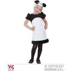 Costume da PANDA bambina