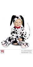 Costume baby DALMATA