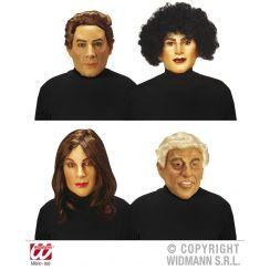 Maschera FRIENDS con parrucca