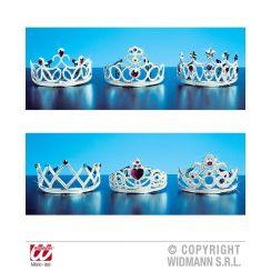 Corona con gemme