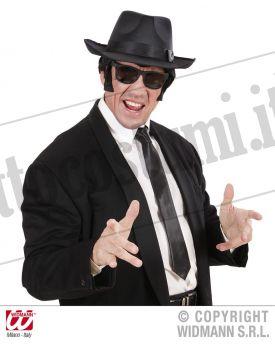 Cravatta BLUES nera