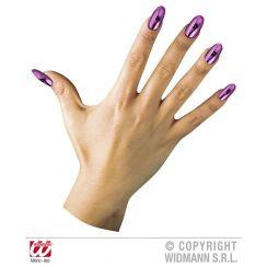 Set unghie metallizzate