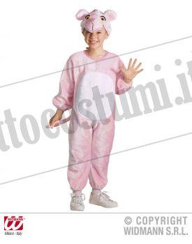 Costume PANTERA ROSA in peluche