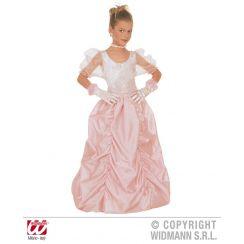 Costume principessa rosa PAMELA