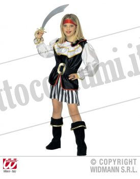 Costume PICCOLA PIRATESSA